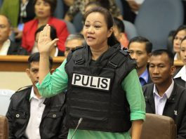 Plunder convict Janet Lim Napoles was listed under the controversial good conduct time allowance law, based on the documents obtained during a Senate hearing. ABS-CBN NEWS