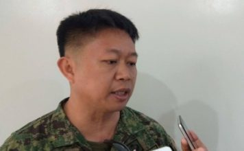 Lieutenant Colonel Joel Benedict Batara says Friday's encounter between the government and the Communist Party of the Philippines-New People's Army prevented the rebel's alleged harassment plan on a private company. PNA