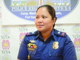 Police Lieutenant Colonel Joem Malong, PRO-6 spokesperson