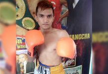 Boxer John Michael Zulueta of Negros Occidental is parading an unblemished 10-0-2 win-loss-draw card, including three stoppage wins.