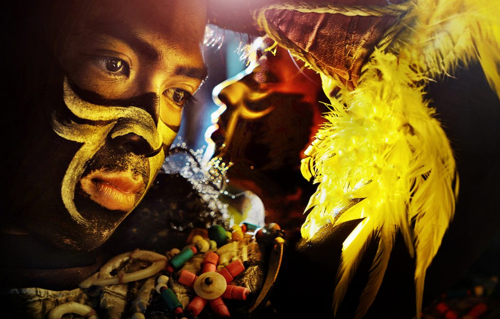 """""""Laragway"""" features a handful of festival snaps from Iloilo's annual celebration in honor of the Sto. Niño."""