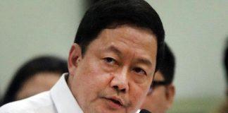 Justice secretary Menardo Guevarra. GMA NETWORK