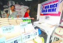 The National Food Authority (NFA) is extending its distribution of government rice in markets around Negros Occidental until October this year. ABS-CBN NEWS