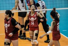 PetroGazz Angels survives Choco Mucho Flying Titans' tough stand. SPORTS VISION PHOTO