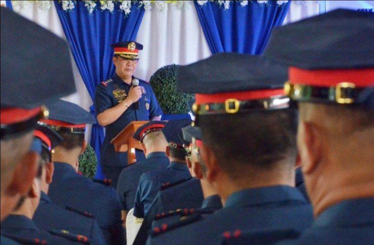 Colonel Roland Vilela, director of the Iloilo Police Provincial Office. IAN PAUL CORDERO/PN