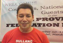 """Sangguniang Bayan (SB) member Ramon """"Monsik"""" Sullano. IME SORNITO/PN"""