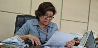 NEDA Region 6 Director Ro-Ann Bacal