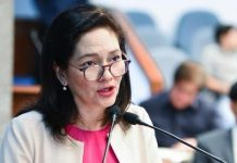 """While an anti-discrimination measure is welcome, the Sexual Orientation and Gender Identity and Expression Equality Bill remains the best policy tool to protect members of the lesbian, gay, bisexual, and transgender community from discrimination, harassment, and even violence,"" says Sen. Risa Hontiveros. GMA NETWORK"