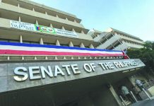 The Senate approves on second reading the bill that would move the barangay and Sangguniang Kabataan elections from May 2020 to Dec. 2022. ABS-CBN News
