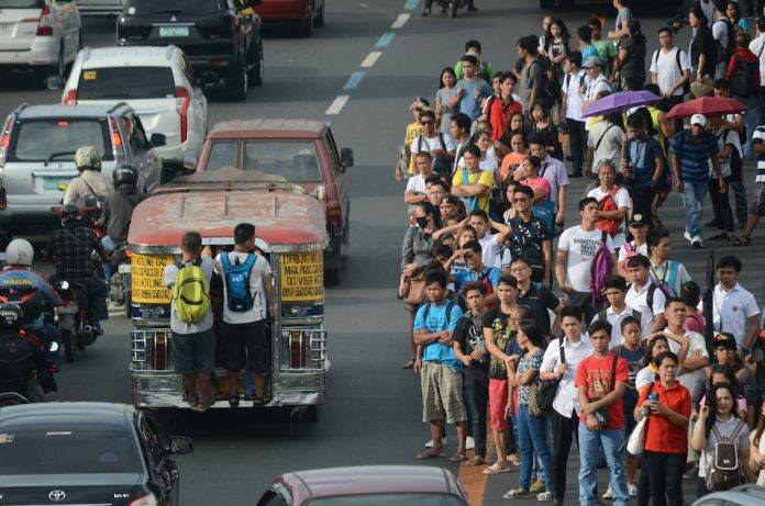 Around 90 percent of the province's sectors will participate in the nationwide transport strike, according to Joebert Carandang, president of Hugpong Transport Capiz. ABS-CBN NEWS