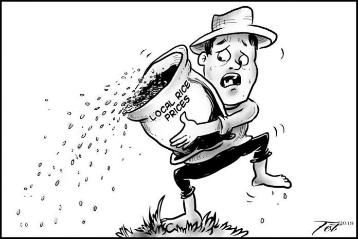 Editorial cartoon for September 10, 2019