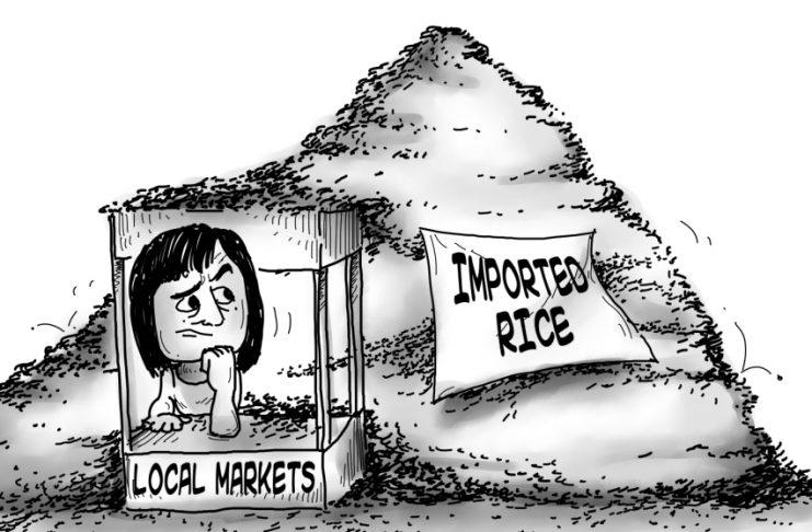 Editorial cartoon for September 16, 2019