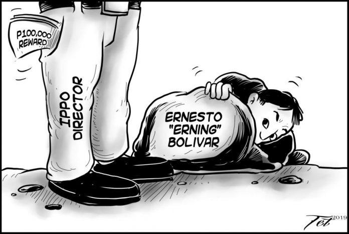 Editorial cartoon for September 18, 2019