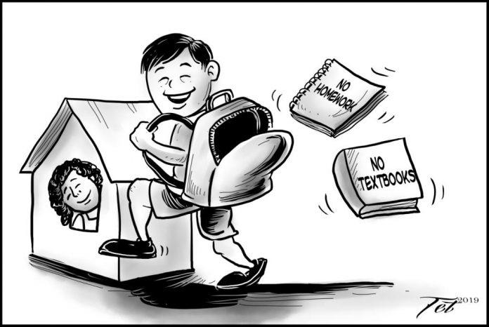Editorial cartoon for September 20, 2019