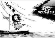 Editorial cartoon for September 22, 2019