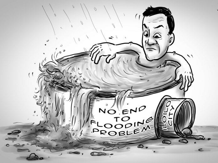 Editorial cartoon for September 9, 2019