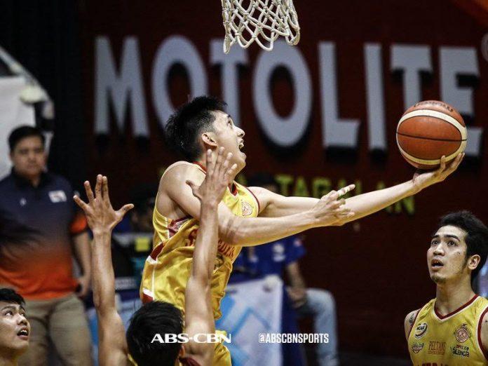 Allyn Bulanadi. ABS CBN SPORTS PHOTO
