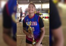 Ana Hermosura led Bacolod Tay Tung High School Thunderbolts to victory in the 27th Pintaflores Volleyball Invitational in San Carlos City, Negros Occidental.