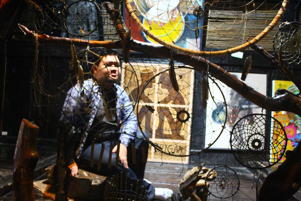 The Tam-awan Village, in Pinsao Proper, uniquely showcases home-grown aesthetics and exquisite Cordilleran craftsmanship.