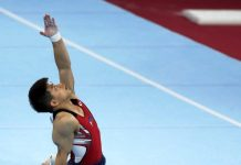 Carlos Yulo is the first Filipino gymnast to win a gold medal in a world gymnastics competition.