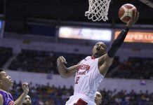 Barangay Ginebra clobbered Magnolia in the Manila Clasico. ABS-CBN Sports