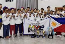 Iloilo MVP Taekwondo Gym delegates to the 9th Tirak Taekwondo International Championships in Thailand. PHOTO COURTESY OF DENMARK PINGGOL