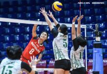 Myla Pablo finished with 14 points in two sets of action in Motolite's sweep of PacificTown Army. ABS-CBN SPORTS
