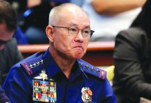 Former Philippine National Police (PNP) chief General Oscar Albayalde