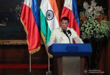 President Rodrigo Roa Duterte. PCOO
