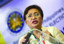 """""""I am personally against the gaming of the party-list rules because a lot or some of them sell their seats after they win,"""" says Comelec Commissioner Rowena Guanzon. ABS-CBN NEWS"""