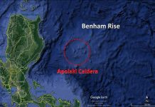 "The study of Jenny Anne Barretto, a New Zealand-based marine geophysicist, revealed for the first time the structure of the Benham Rise – also called Philippine Rise – which is described as an ""oceanic large igneous province at the western margin of the Philippine Sea. CONTRIBUTED PHOTO"