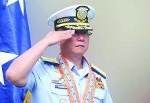 Vice Admiral Joel Sarsiban Garcia