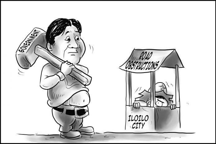 Editorial cartoon for October 21, 2019