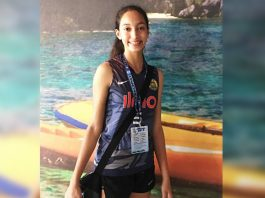 Volleyball player Amie Provido of Palanguia National High School-Pototan will be moving to the De La Salle University in Taft, Manila for her senior high school.