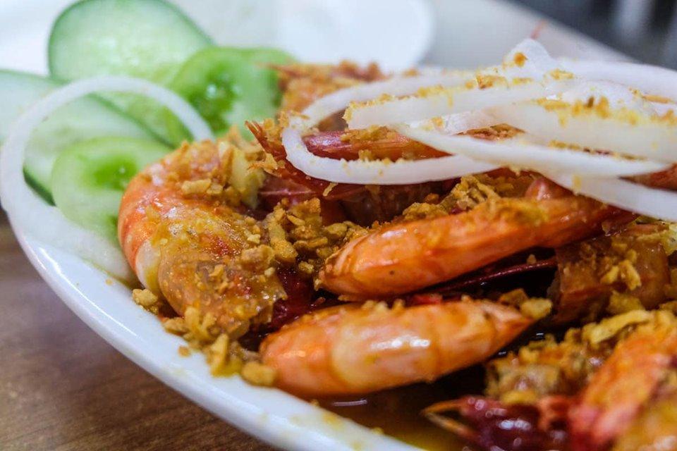 Must try buttered shrimps. GLEN SANTILLAN/ESCAPE MANILA BLOG