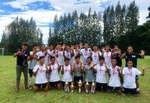 Barotac Nuevo Football Team
