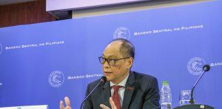 Bangko Sentral ng Pilipinas (BSP) governor Benjamin Diokno. BLOOMBERG