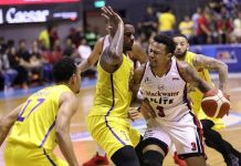 Bobby Ray Parks Jr. will be playing for the KaTropa. The PBA Commissioner's Office approved the transfer. PBA PHOTO