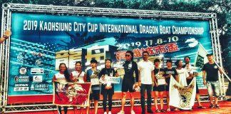 Boracay All Stars Dragonboat Team. Photo from Boracay Allstars Dragonboat team Facebook