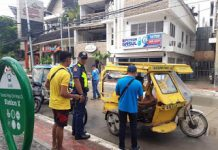 A tricycle is seen in Boracay Island, Malay, Aklan. Recently, a group of tricycle drivers and operators appealed to the municipal government to stop the impending total phase out of tricycles in the island. PHOTO MALAY PNP