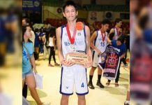 Christian Manaytay is good to go for UAAP Season 83 under the Growling Tigers after serving his residency at the University of Santo Tomas this year.