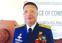 Commodore Edgar Boado