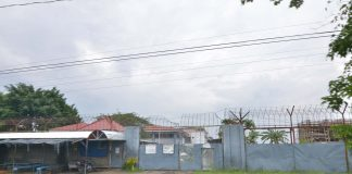 Iloilo District Jail (IDJ) in Barangay Nanga, Pototan town. IAN PAUL CORDERO/PN