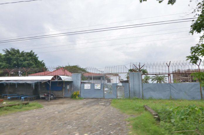 Iloilo District Jail (IDJ) in Barangay Nanga, Pototan town. IAN PAUL CORDERO/PN