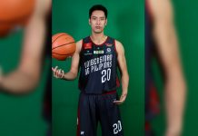 At 6-foot-6, Jerson Prado of the University of the Philippines Fighting Maroons is a welcome addition to the Iloilo United Royals.