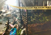 The Kalibo market vendors, who were affected by the fire last Sept. 15, are heading back to their old location, according to the municipal government. AKEAN FORUM
