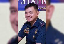 Lieutenant Colonel Jonathan Pa-ac Pablito
