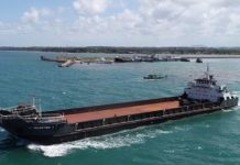 Cargo vessels ply the route from Cadiz City, Negros Occidental to neighboring areas, such as Cebu and Batangas. A private corporation is proposing a multi-billion development of the commercial port in the northern Negros Occidental. CADIZ BULLETIN