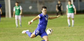 Philip Younghusband wraps up his international football career as the Philippines' top scorer with 52 goals in 108 appearances. PHOTO FROM FFEMAGAZINE.COM