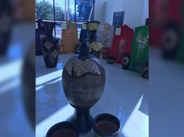 The Aklan Culture and Arts Foundation Incorporated will feature the Lezo pottery and a one-man painting exhibit at the Aklan provincial capitol in an aim to introduce the arts and culture of the province to the locals. The exhibit will run this month until December. AKEAN FORUM
